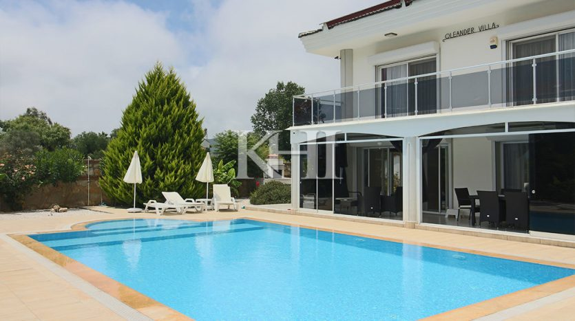villa luxueuse turquie