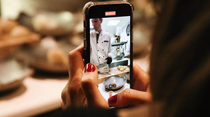 Déjeuner d'influence à la table d'hôtes du Chef Etchebest