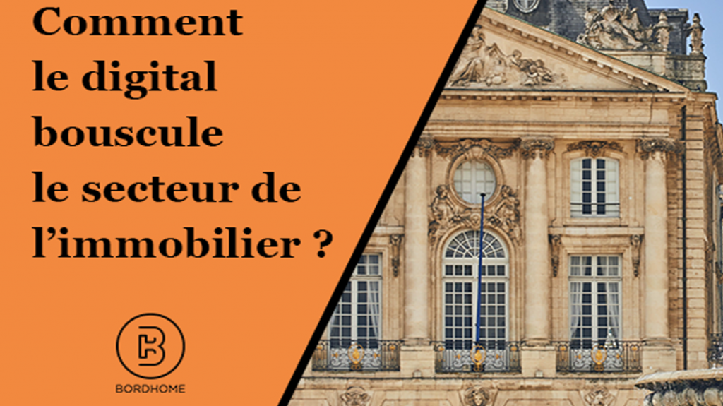 digital et immobilier